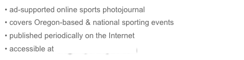 • ad-supported online sports photojournal